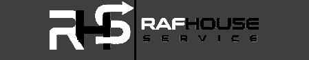 logo Raf House małe