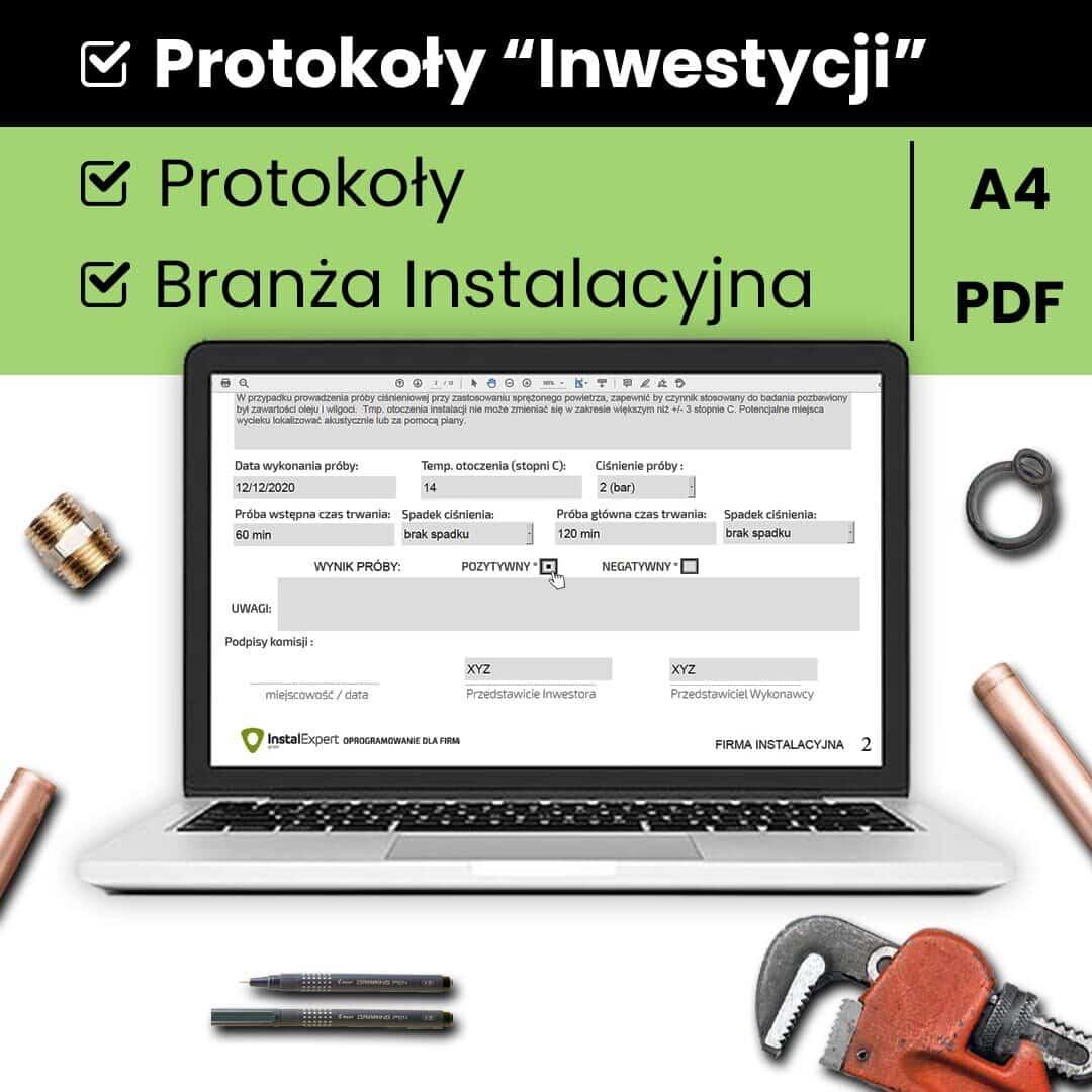 Interaktywne Protokoły Instalacyjne