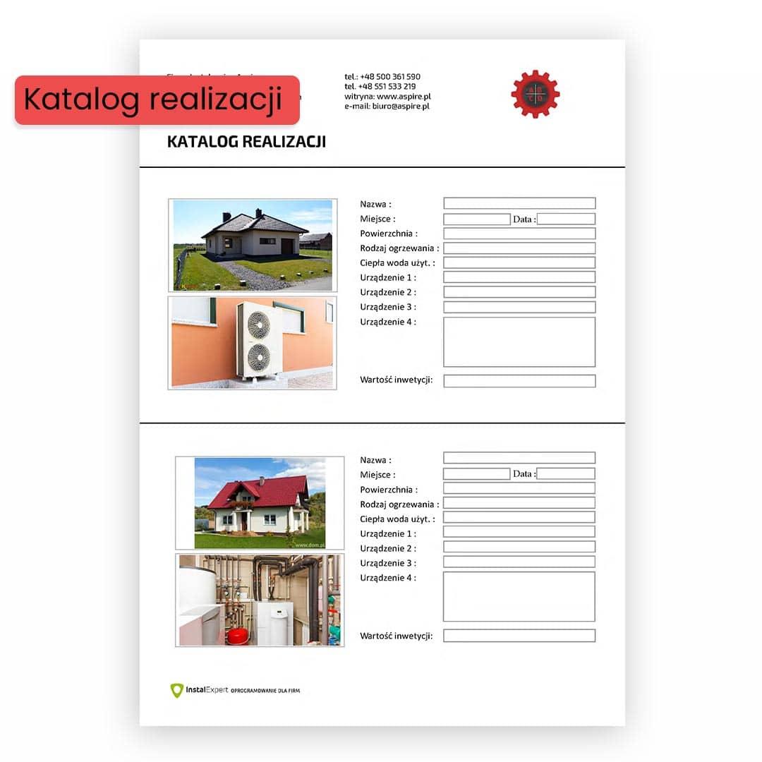Katalog realizacji strona 3