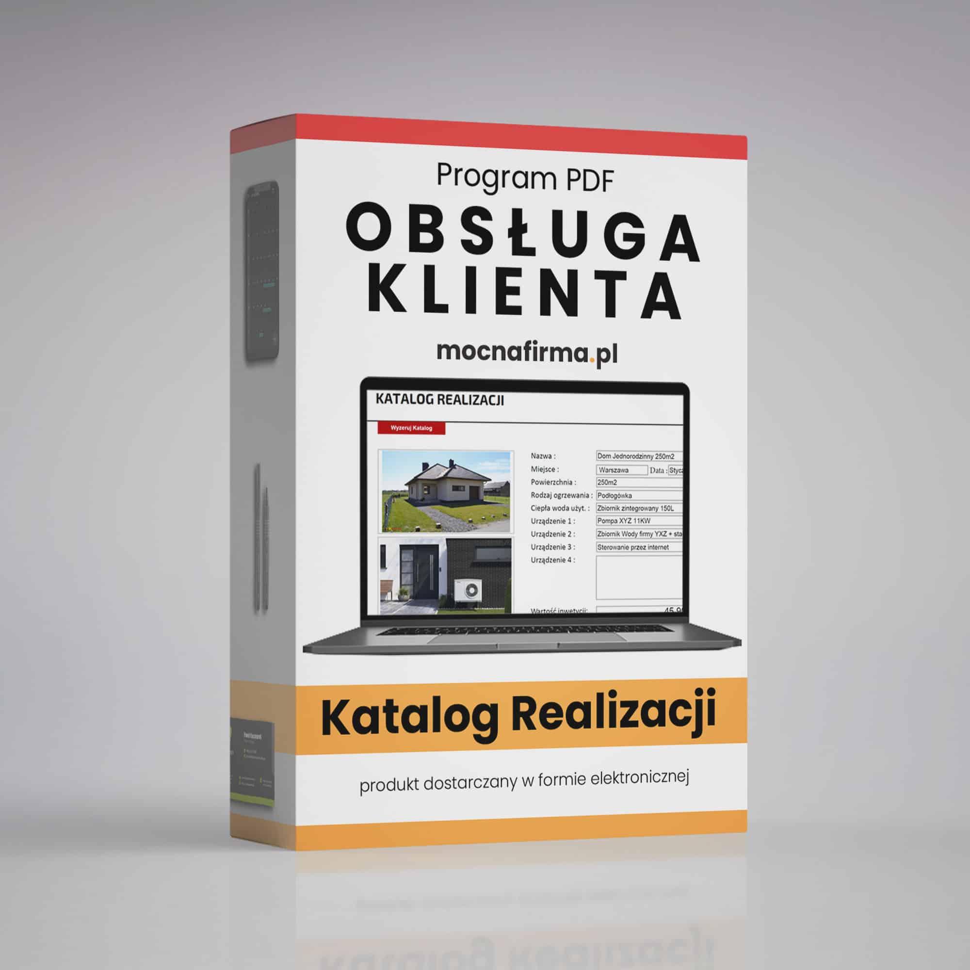 Interaktywny Katalog Realizacji
